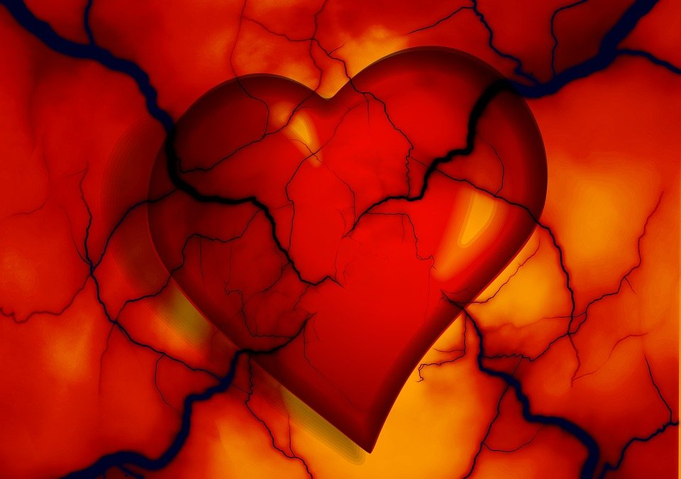 Heart - artistic interpretation. Image credit: geralt via Pixabay, CC0 Public Domain
