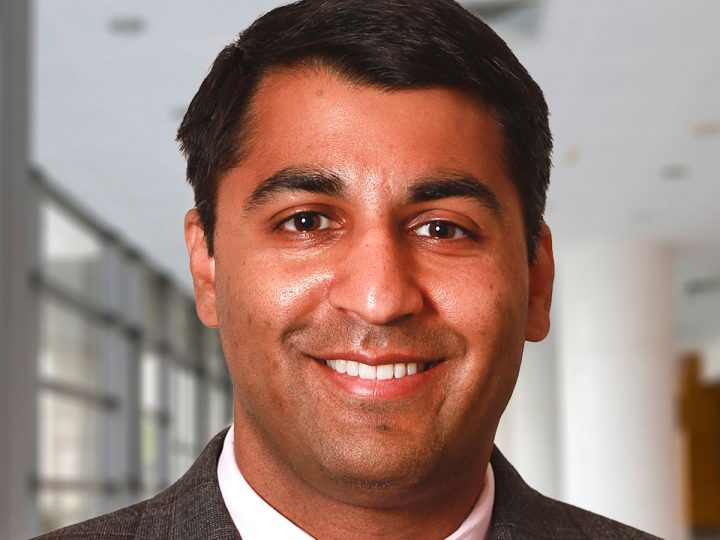 Sameek Roychowdhury, MD, PhD. Image credit: Ohio State University