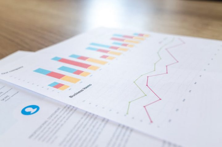 Business chart. Image credit: Lukas | Free image via Pexels