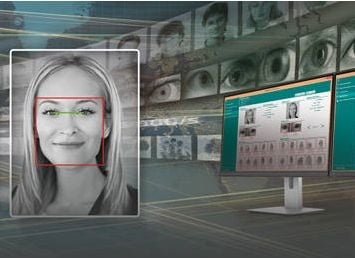 Face recognition. Image credit: Neurotechnology
