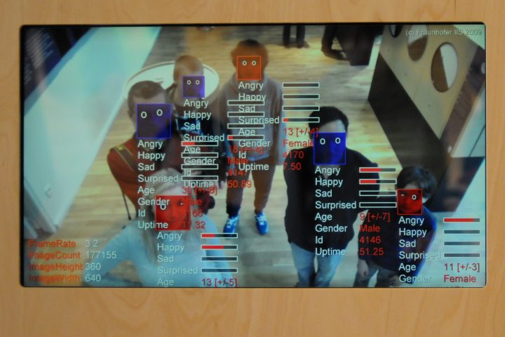 Face recognition. MIT has developed an AI system which can recognise and correct sampling bias in facial-recognition algorithms without any input from human programmers. Image credit: Steven Lilley via Flickr, CC BY-SA 2.0