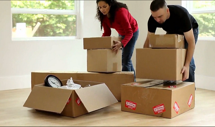 Moving to a new place. Image credit: U.S. Navy via health.mil, Public Domain)