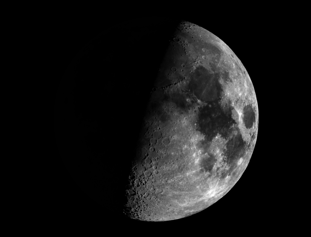 The Moon. Image credit: NASA