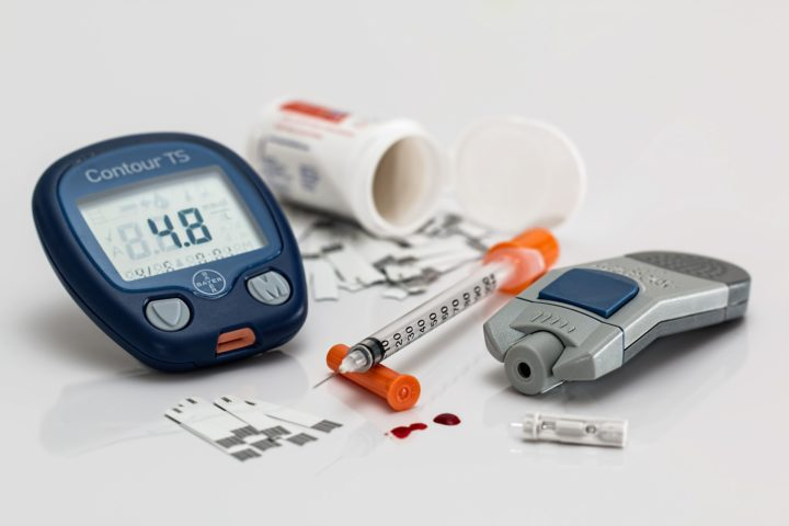Measures to control diabetes. Image credit: Pixabay via Pexels.com (Pexels licence)