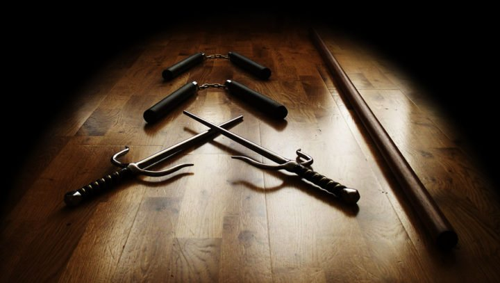 Sai – misunderstood ancient Japanese weapon, which is not a