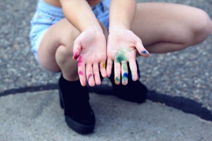 Bisexual individuals may feel discriminated against and have high rates of stress and depression, according to a Rutgers study. Image credit: Pxhere, CC0 Public Domain