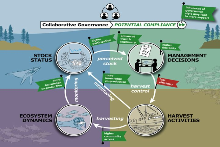 An interdisciplinary team of researchers found that sound resource management strategy evaluations should incorporate attributes of governance. Image credit: FSU