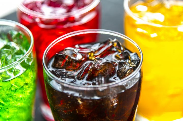 Sugary drinks. Image credit: Rawpixel via Pxhere, CC0 Public Domain