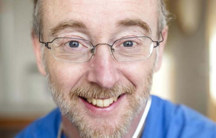 Jonas Ludvigsson, MD, PhD, Professor, Department of Medical Epidemiology and Biostatistics, Karolinska Institutet. Image credit: Karolinska Institutet