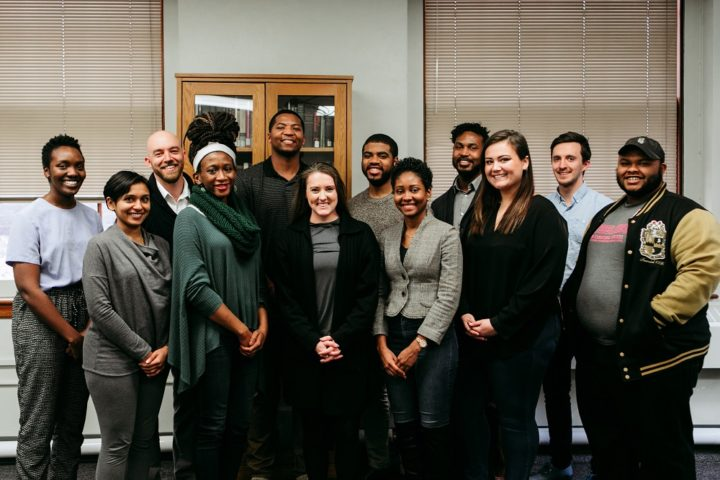 The Christopher Slaten Research Lab is a collaborative research group that examines the need to belong in the lives of youth and emerging adults with an emphasis on educational settings and marginalized populations.
