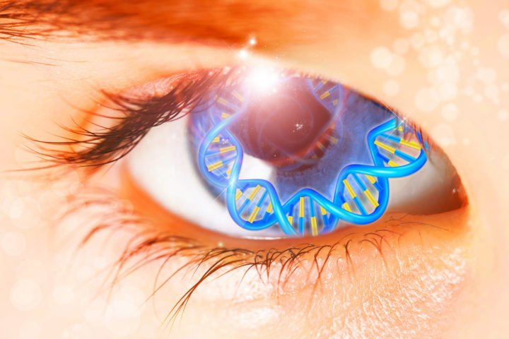 The first gene therapy was FDA-approved at the end of 2017. The first trial began in 1990. Image credit: NHGRI