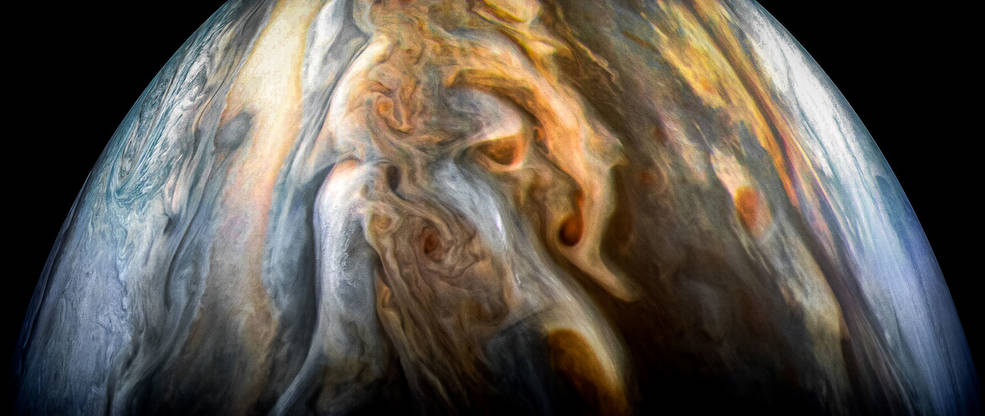 Findings From NASA's Juno Update Jupiter Water Mystery - technology