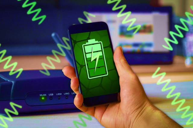 Energy-harvesting design aims to turn Wi-Fi signals into usable power