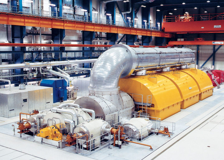 A High-Speed Generator for industrial power generation - technology