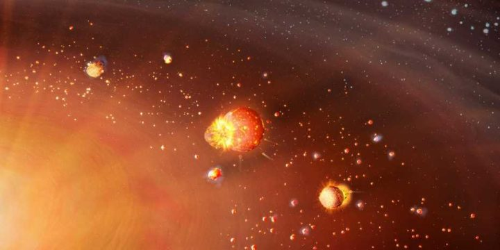 How our planets were formed - technology