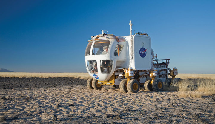 NASA Research Sends Video Game Players on a Journey to Mars - technology