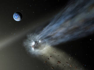 Comet Catalina Suggests Comets Delivered Carbon to Rocky Planets - technology