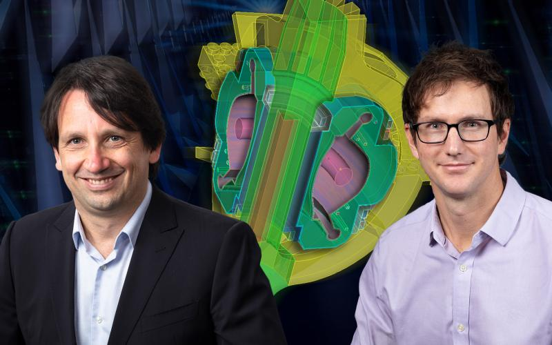 Changing what is possible in fusion drives ORNL's FERMI project - technology