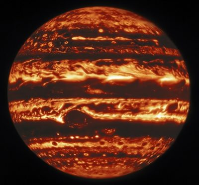 By Jove! Jupiter Shows Its Stripes and Colors - technology