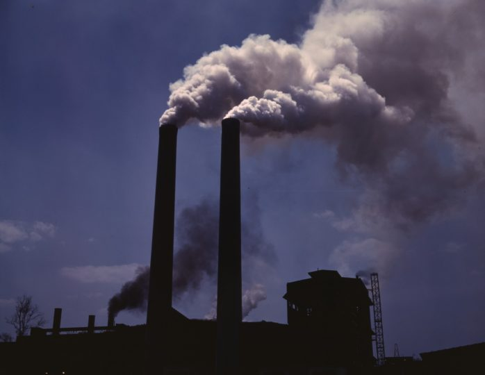 Study links childhood exposure to air pollution and self-harm in later life - technology